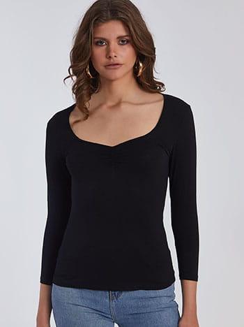 Μπλούζα με σούρα SG6202.4001+3