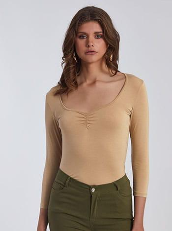 Μπλούζα με σούρα SG6202.4001+4