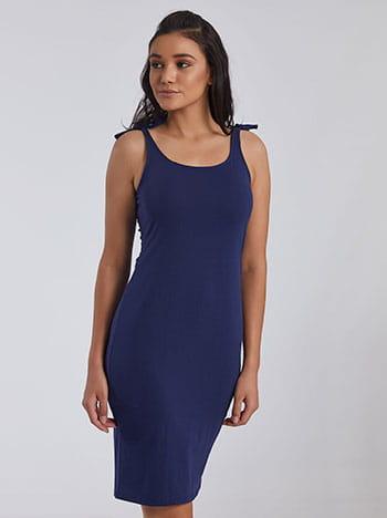Φόρεμα με δέσιμο στους ώμους SG9844.8759+4
