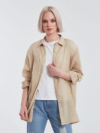 Λινό πουκάμισο SG9862.3686+5