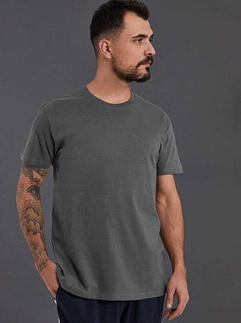 Ανδρικό T-shirt απο βαμβάκι SG9889.A150+1