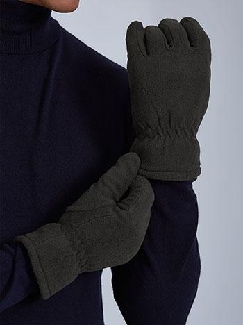 Ανδρικά fleece γάντια WE1531.A201+2