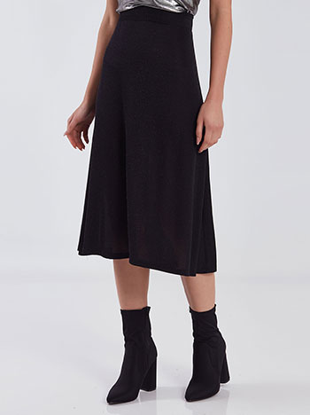 Μεταλλιζέ φούστα WE2111.2001+2