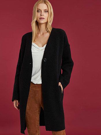 Oversized παλτό WE7817.7368+2