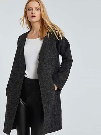 Oversized παλτό WE7817.7368+1