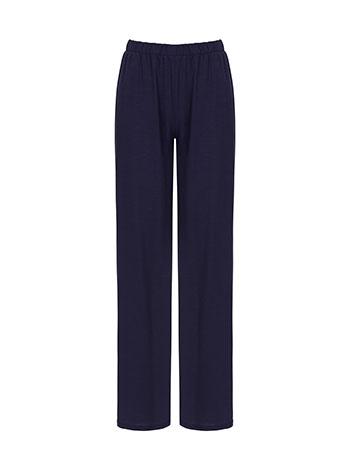 Plus size βαμβακερό παντελόνι φόρμας με τσέπες WL1281.1001+2 παντελονια κολαν φορμεσ