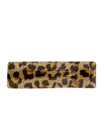 Leopard hair barrette 4af9bc616af