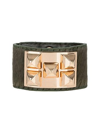 Cuff bracelet with studs e60be02f364