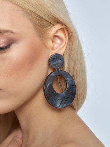 Κρεμαστά σκουλαρίκια κρίκοι WL1660.A003+1 αξεσουαρ σκουλαρικια