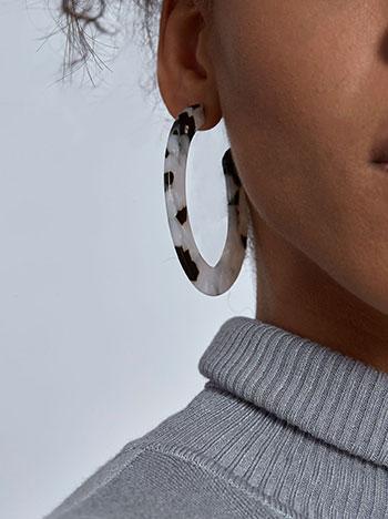 Σκουλαρίκια κρίκοι ταρταρούγα WL1662.A027+1 κοσμηματα σκουλαρικια