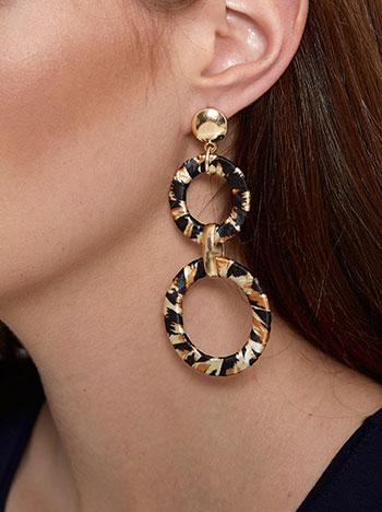 Κρεμαστά σκουλαρίκια κρίκοι WL1670.A807+1 κοσμηματα σκουλαρικια