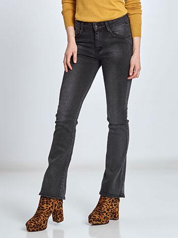 Τζιν καμπάνα WL196.1061+1 παντελονια jeans