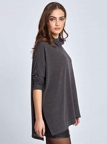 Φαρδιά μπλούζα ζιβάγκο WL4871.4001+1 μπλουζεσ ζιβαγκο