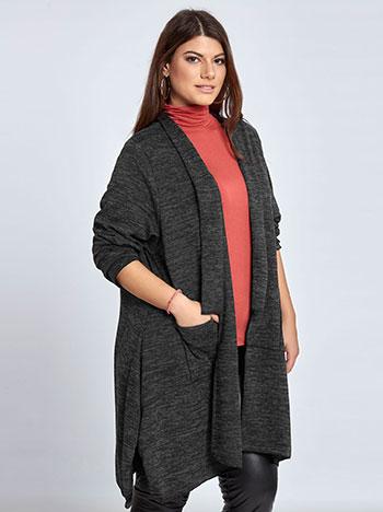Μπουκλέ παλτό με ζώνη WL7817.7978+3 WL7817.7978+3 ⋆ e-gynaika.gr a3552c48092