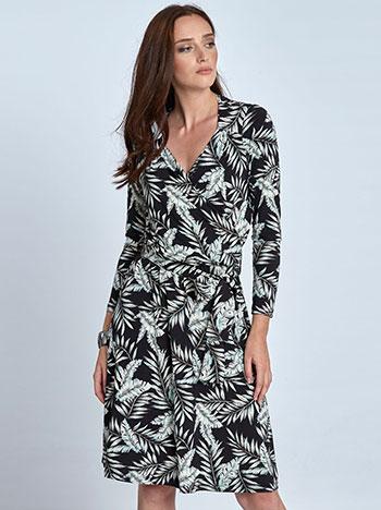 a581813b765e Midi φόρεμα με βάτες WL8434.8001+4 WL8434.8001+4 – Smartavenue.gr ...