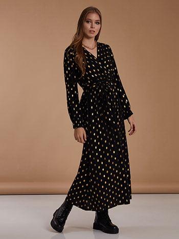 Κρουαζέ maxi φόρεμα WM1775.8797+1