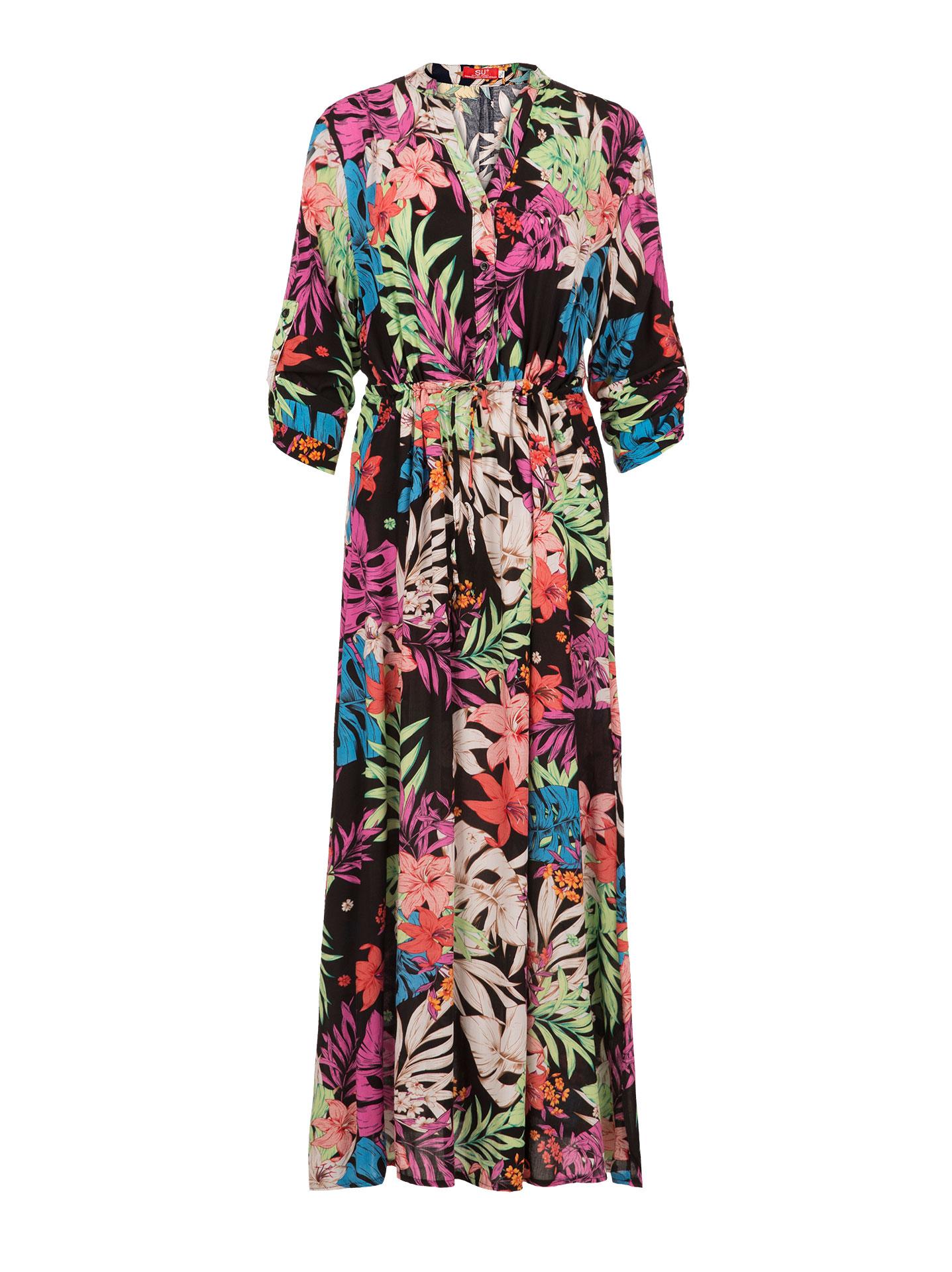 d5e3a9f96a5 Φόρεμα με εσωτερικό κορδόνι σε μαυρο, 17,95€   Celestino