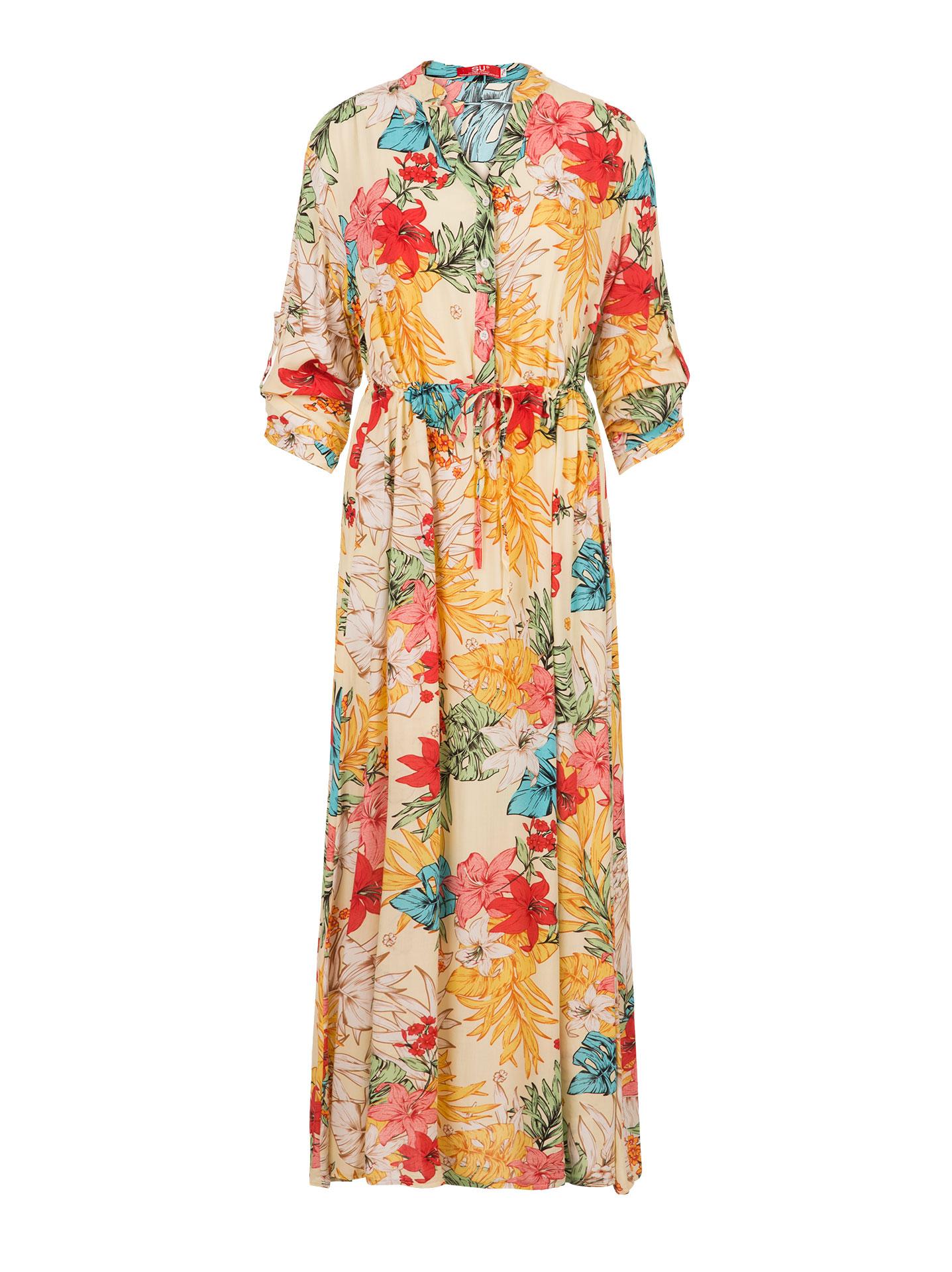 d499de90cd1 Φόρεμα με εσωτερικό κορδόνι σε κιτρινο ανοιχτο, 17,95€   Celestino