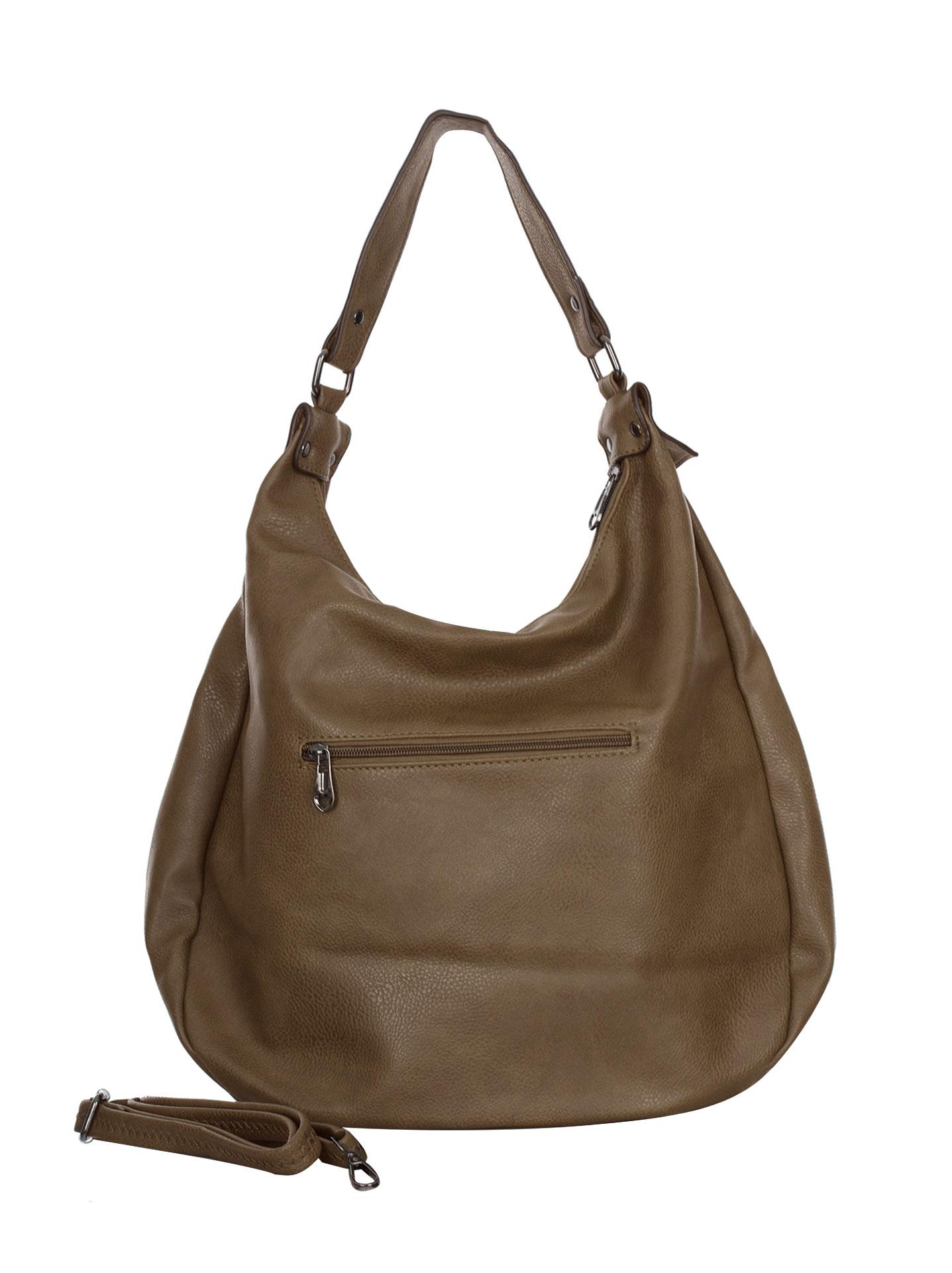 633061c781 One strap shoulder bag in light brown